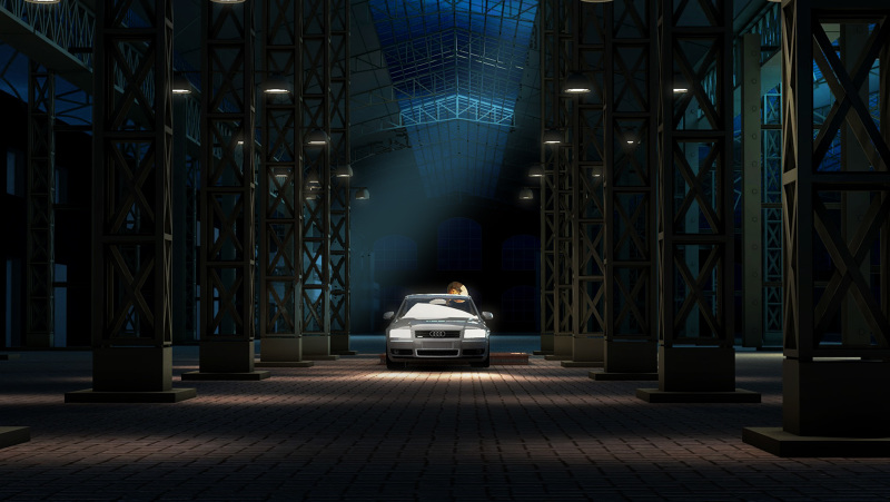 Audi Commercial Morten Zoffmann Projects - Audi commercial